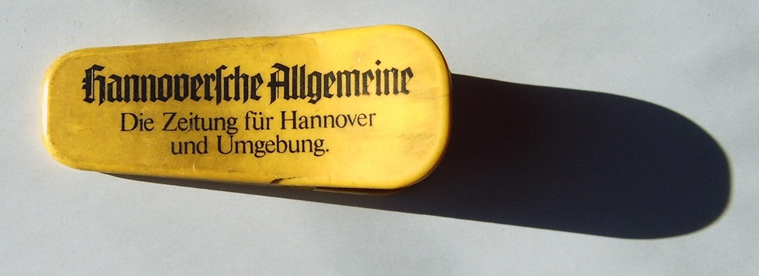 Hannoversche allgemeine partnersuche